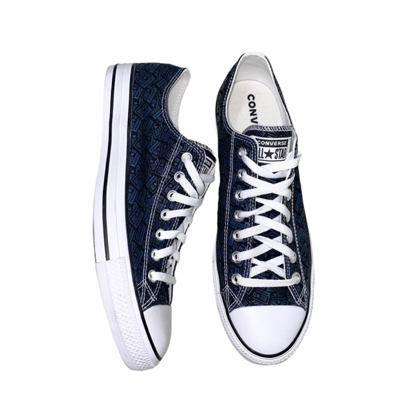New Converse All Star Logo Graphic Sneakers 10